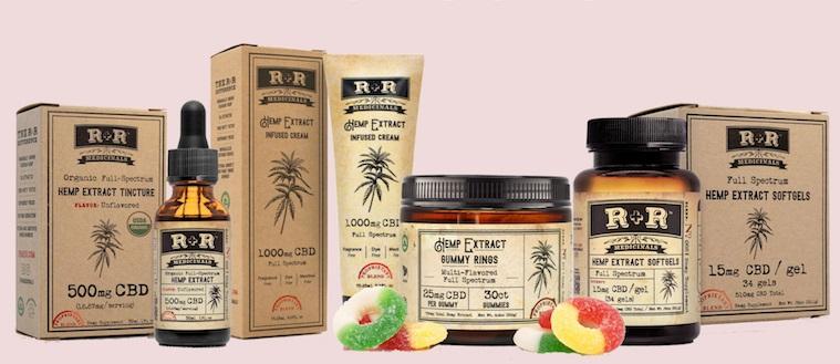 cbd products for seniors